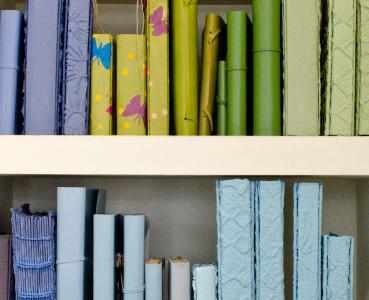 фотоальбом кожа, сделана из рисовой бумаги, папье-маше, ткани, изготовленной вручную.
